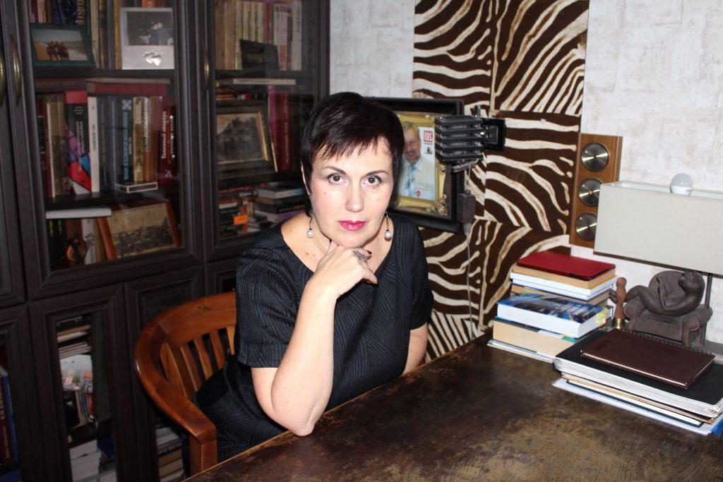 Максудова Елена Антоновна